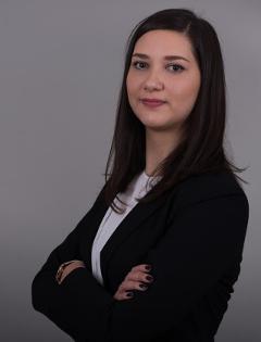 Mirjana Gavric, BA